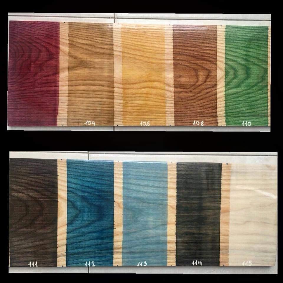 Sơn lau gỗ Wood Stain Mã 101 LUXI decor