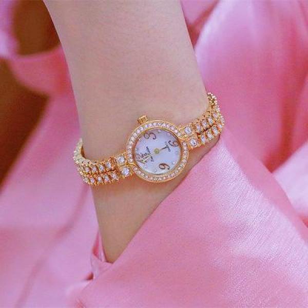 Đồng hồ nữ BS Bee Sister FA1204 đính đá thời trang