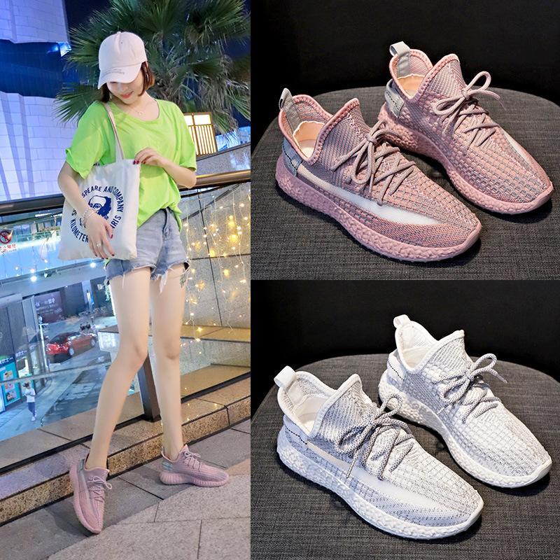 Giày thể thao sneaker unisex cặp đôi nam nữ chất vải mềm chất siêu đẹp có 3 màu đen xám hồng phong cách thời trang hàn quốc cao cấp phối màu hot mùa hè 2019 học sinh đi học chạy bộ đi chơi tập gym