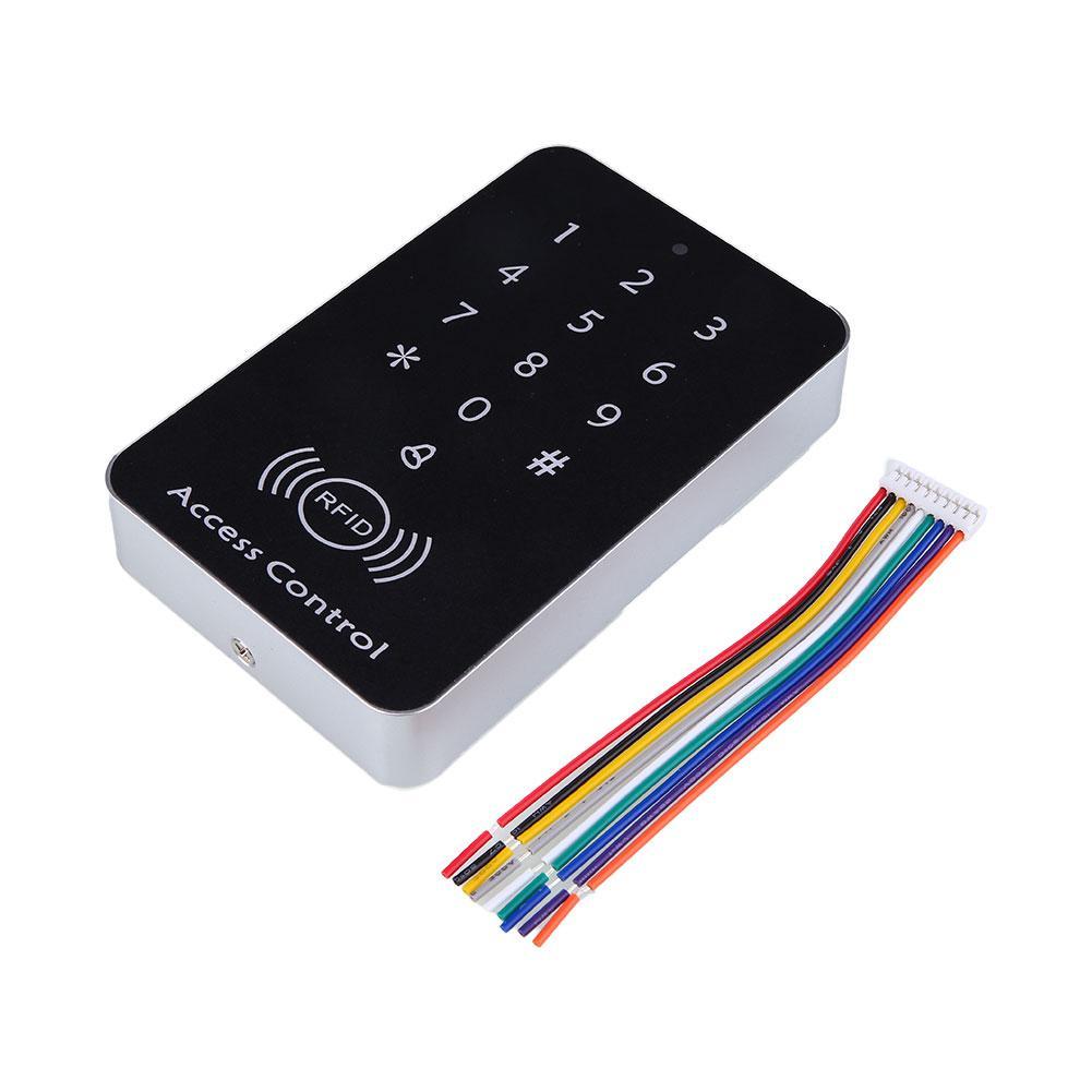 Bestprice-125KHz Cửa Thẻ RFID Mật Khẩu Truy Cập Điều Khiển Máy Điều Khiển Bàn Phím-quốc tế