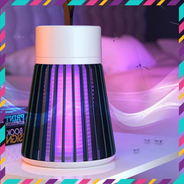Đèn bắt muỗi thông minh Electric S phiên bản 2021 cực hot - dòng máy bắt muỗi, đèn diệt côn trùng bằng điện cực hiệu quả - mẫu đèn đuổi muỗi đang hot hiện nay - Không bắt được muỗi hoàn tiền 100%