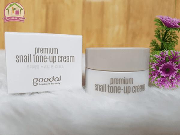 Kem ốc sên mini Goodal Hàn Quốc -dưỡng trắng hồng 1 cách tự nhiên giá rẻ