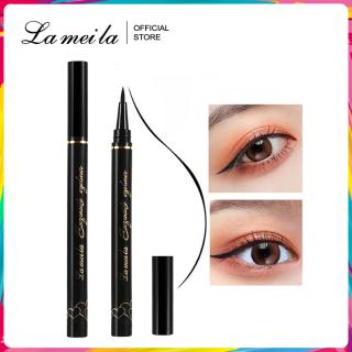 Bút kẻ mắt dạ Lameila bút dạ kẻ mắt không thấm nước không lem không trôi Eyeliner thumbnail