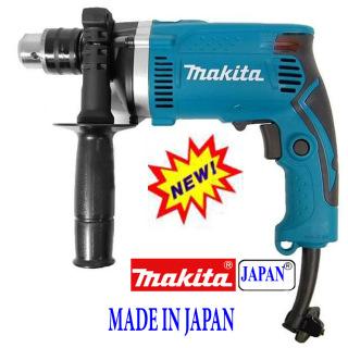 Giảm 50% Máy khoan điện MAKITA khoan tường ( Lõi đồng ), máy khoan cầm tay MAKITA 1200W, máy khoan bê tông cầm tay công suất lớn thumbnail