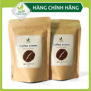 Bột cà phê nguyên chất Enema Viet Healthy 200g- Coffee enema- cafe enema có tác dụng làm đẹp da, thải độc đại tràng, gan, bảo vệ sức khỏe, chống viêm, cầm máu- Viethealthy thumbnail