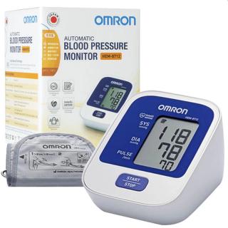 [RẺ HƠN HOÀNTIỀN]Máy đo huyết áp Omron HEM-8712-Máy Đo Huyết Áp Tự Động- Máy đo huyết áp bắp tay OmronHem 8712.Kết quả đo chính xácNhiều tính năng hỗ trợ,Mànhình hiển thị đầy đủ kết quả đo huyết áp tối đa,Sử dụng dễ dàng thumbnail