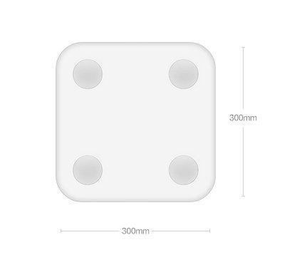 Cân điện tử thông minh Xiaomi Body Fat Scale 2 Universal (2019) - Thế giới gia dụng 4.0