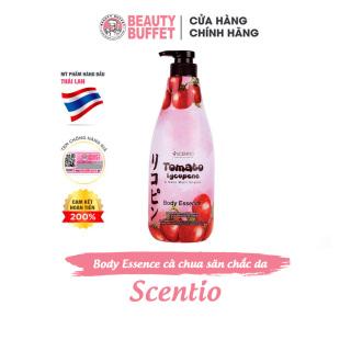 [DATE T7 2021] Tinh chất dưỡng trắng và săn chắc da body Scentio Tomato Beauty Buffet 700ml thumbnail