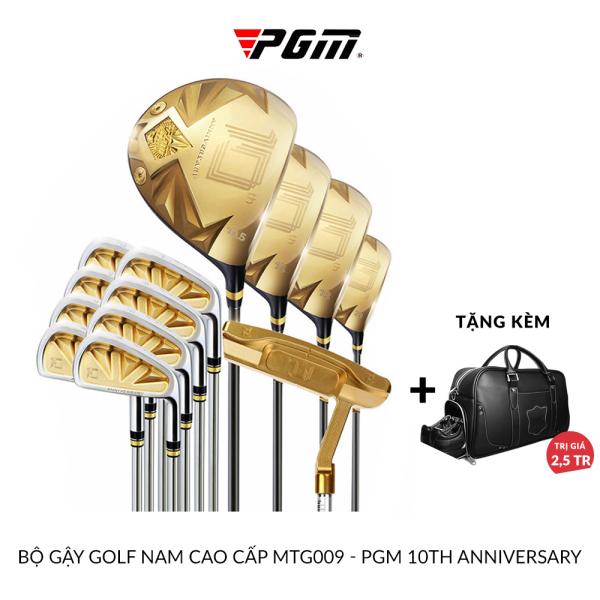 BỘ GẬY GOLF NAM CAO CẤP MTG009 - PGM 10TH ANNIVERSARY