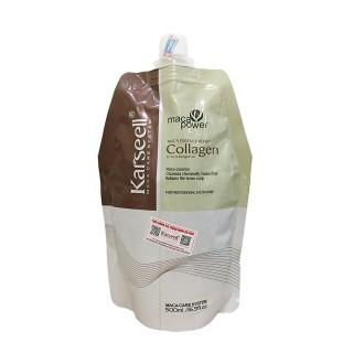 Kem ủ tóc, dưỡng tóc mềm mượt Collagen Karseell Maca 500ml-Trihai Shop thumbnail