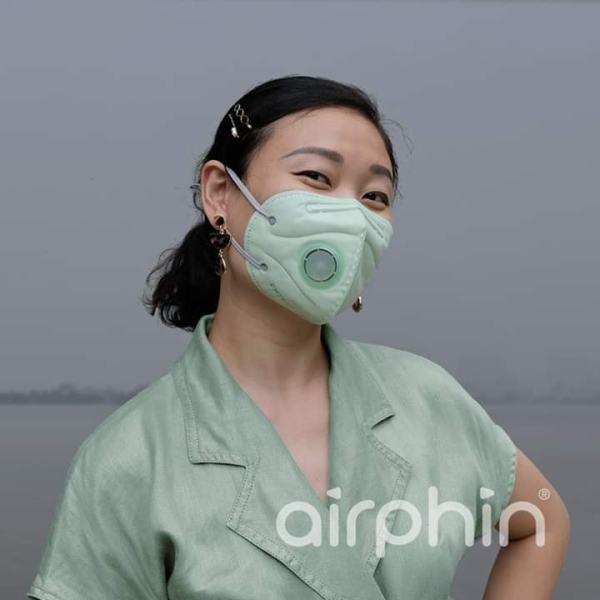Giá bán [Size L] Khẩu Trang Airphin - Người Lớn | Nhiều Màu __ sạp chàng sen