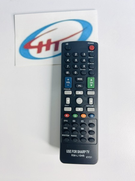 Bảng giá Remote Tivi Sharp RM-L1046