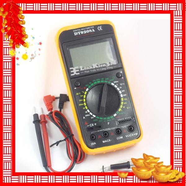 Đồng Hồ Đo Vạn Năng DT-9208A(BH 3 tháng)