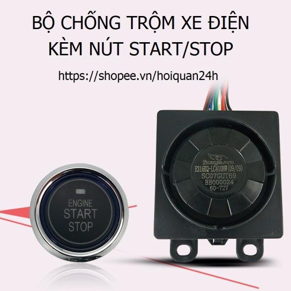 Phân phối Chống trộm Xe Điện khởi động nhanh START/STOP