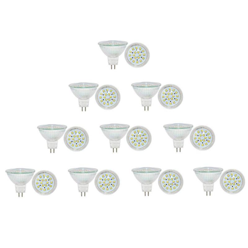 Bộ 10 bóng đèn Led (bóng Led chén) chiếu điểm chân ghim 5W