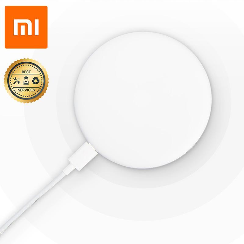 Đế sạc không dây thông minh Xiaomi Mi Wireless Charger (Trắng)