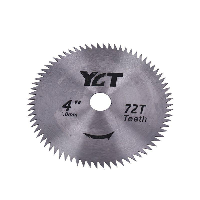 Lưỡi cưa gỗ YCT 4 inch