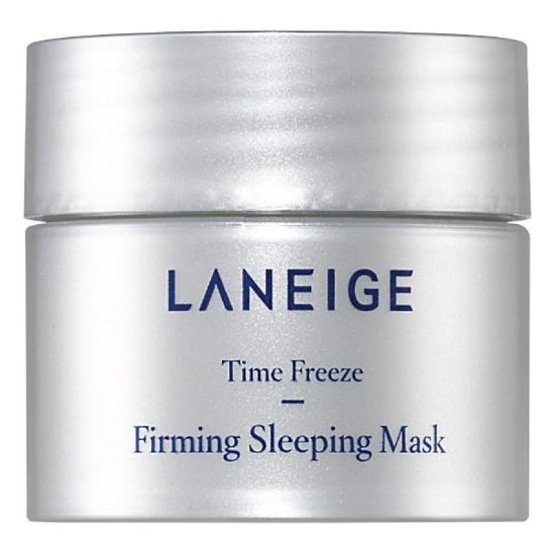 Mặt nạ ngủ ngăn ngừa lão hoá Laneige Time Freeze Firming Sleeping Mask 10ml
