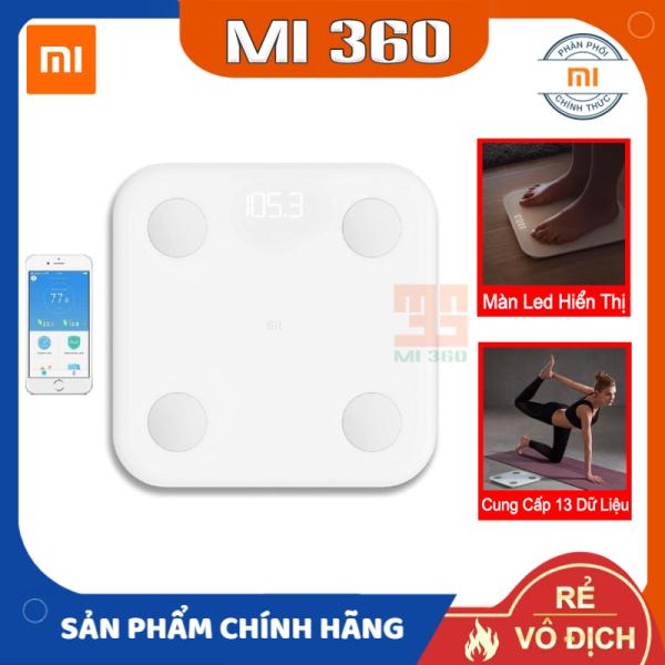 Cân Điện Tử Thông Minh Xiaomi Body Fat Scale 2✅ Kết Nối APP✅ Hàng Chính Hãng