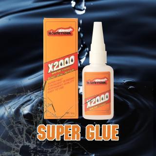 KeoX2000 keo đa năng siêu dính X2000 dán được mọi vật liệu Keo dán gỗ, thủy tinh, kim loại, sắt, gốm sứ, nhựa thumbnail