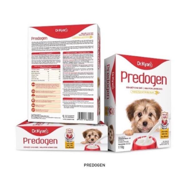 Sữa bột Predogen 110g cho chó mèo