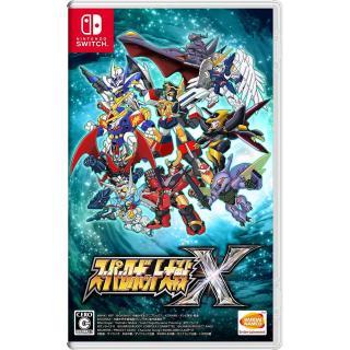 Đĩa game Nintendo Switch Super Robot Wars X thumbnail