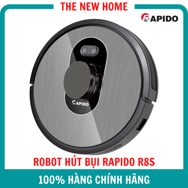 ROBOT HÚT BỤI RAPIDO R8S
