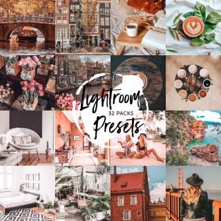 32 gói Preset Lightroom cho điện thoại - 238 Presets Lightroom Mobile Lightroom Presets - LR3 thumbnail