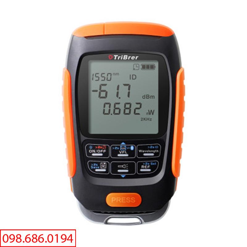 Máy đo công suất quang Triber mini - Nhỏ gọn mạnh mẽ