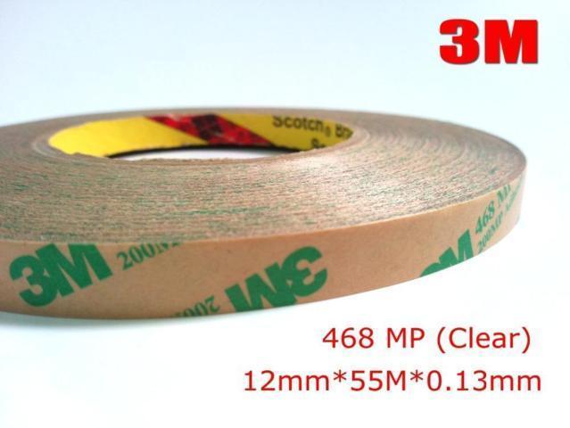 Mua Băng keo 3M 468MP dán kim loại chụi nhiệt cao dày 0.127mm