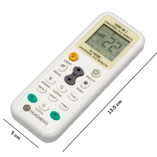 Bảng giá Remote đa năng cho tất cả các dòng máy lạnh Điện máy Pico