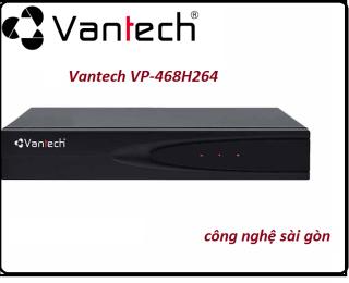 Đầu ghi 4 kênh H.264 DVR NVR Vantech VP-468H264 thumbnail