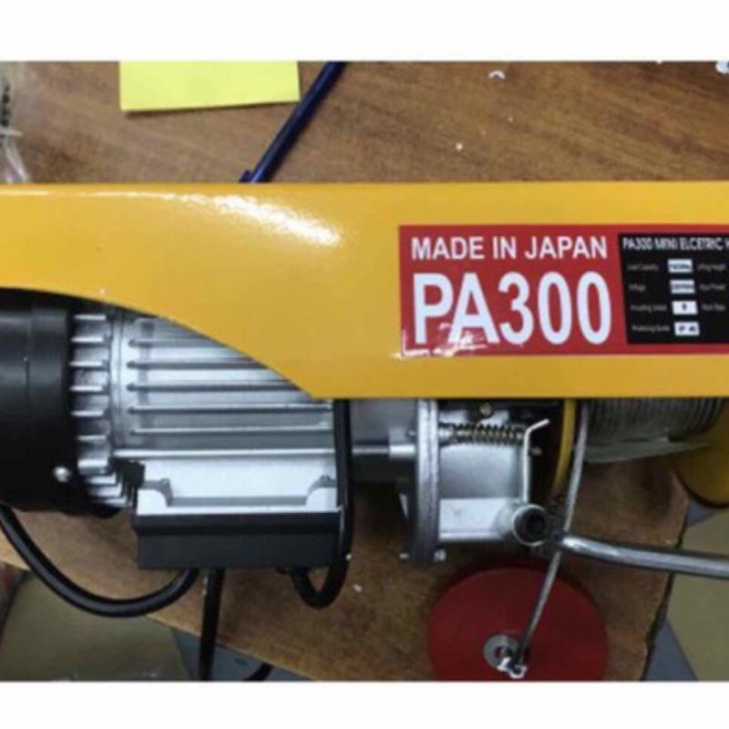 Máy tời điện pa300