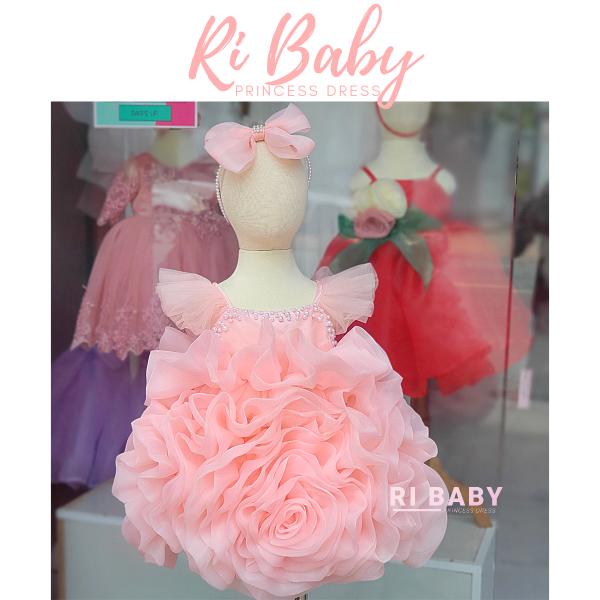 Nơi bán Đầm thiết kế cho bé gái cao cấp, váy bé gái 1 tuổi đến 7 tuổi, từ 6kg đến 27kg, thích hợp cho các bé đi tiệc sinh nhật đầy tháng thôi nôi, làm quà tặng ý nghĩa