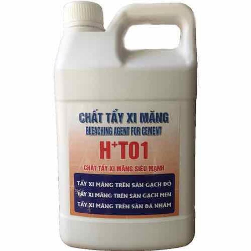 Nước tẩy xi măng Ht01 1.8lit