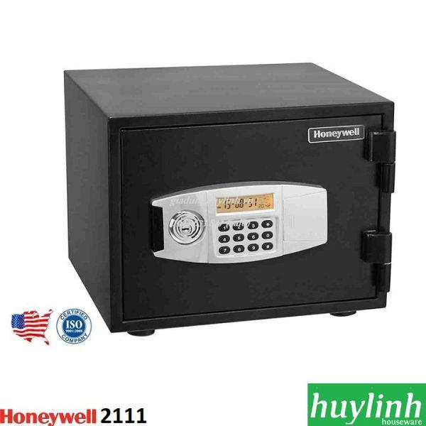 Két sắt điện tử chống cháy, chống nước Honeywell 2111