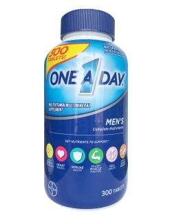 Viên uống bổ sung Vitamin Tổng hợp One A Day Men s thumbnail