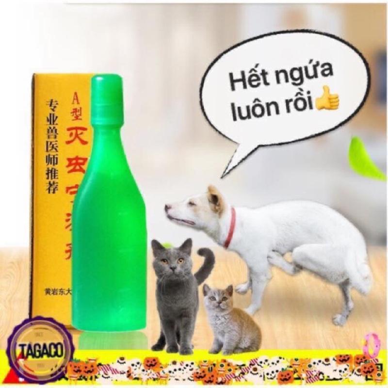 Nhỏ gáy Đài Loan TrịBọ cho chó mèo