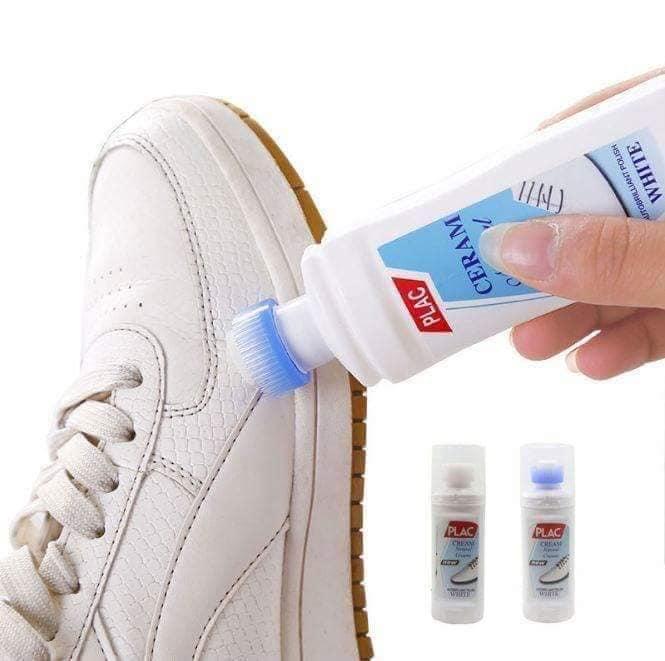 ( xả kho) combo 2 chai tẩy trắng giày, túi...