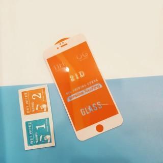 Kính Cường Lực - kính cường lực 21d full màn hình đủ mã Iphone 6 6S 6Plus 6splus 7 8 7plus 8plus X Xs Xsmax 11 pro max +siêu bền- tặng bộ lau kính thumbnail