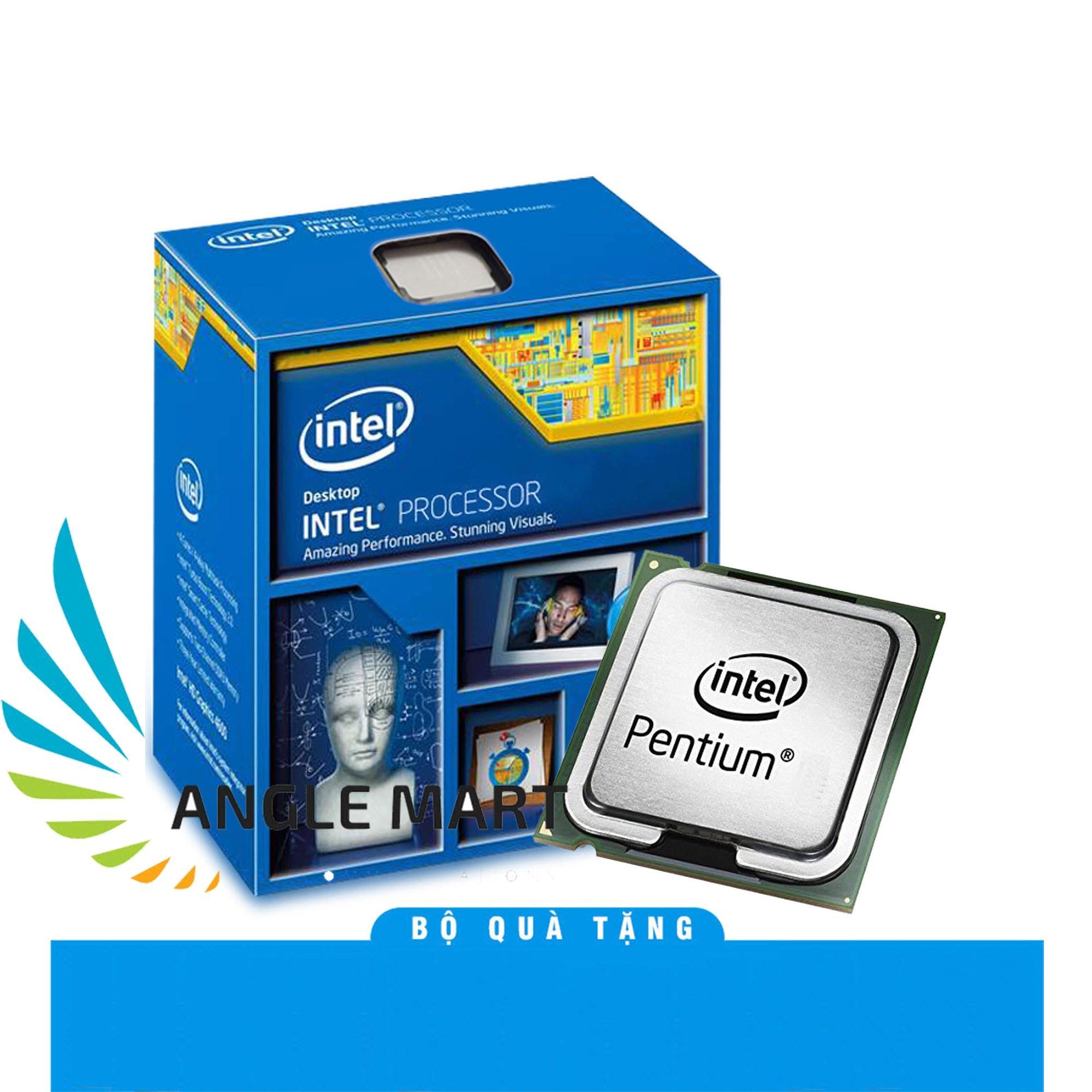 Giá Bộ vi xử lý Pentium G840 (2 lõi - 2 luồng) + Bộ Quà Tặng