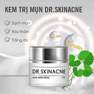 [HCM][h]Kem Dr Skinacne Sạch Mụn Xóa Thâm Trắng Da 15g thumbnail