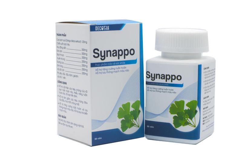 Synappo - Dành Cho Người Bị Rối Loạn Tiền Đình cao cấp