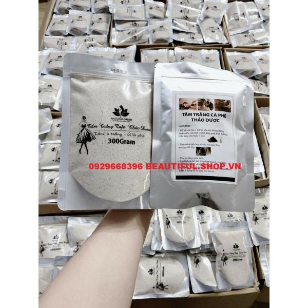 ✔️[100% Chính Hãng] Ủ Trắng Cafe 300gr  Natural Green Bột Tắm Trắng, Tây Tế Bào Chết, An Toàn Tuyệt Đối tốt nhất