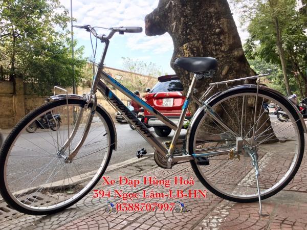 Phân phối Xe đạp cào cào thống nhất khung Inox