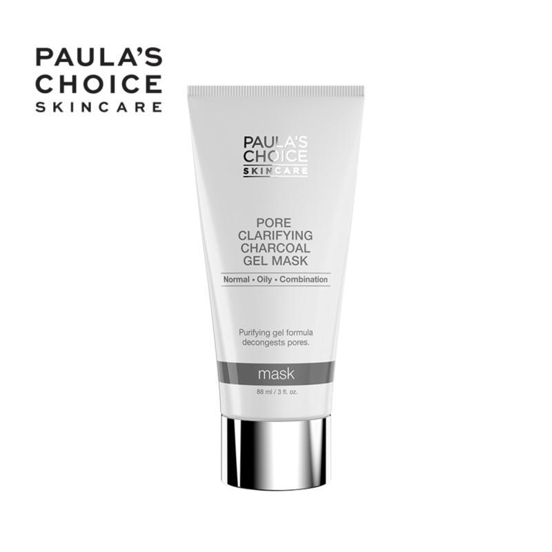 Mặt nạ cân bằng da và se khít lỗ chân lông Paula's Choice Pore Clarifying Charcoal Gel Mask 88ml-2650 giá rẻ