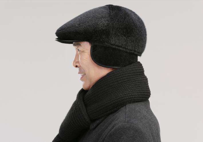 Mũ BERRE cho các ông siêu ấm nhập khẩu