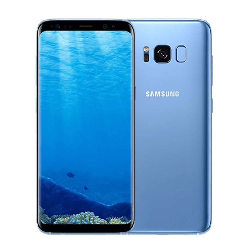 Samsung Galaxy S8 Plus 64GB Xanh, màn hình 6.2 inch, Ram 4GB, Camera 12MP, Pin 3500mAh