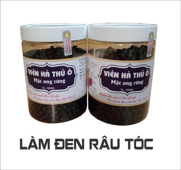 Viên Hà Thủ Ô (Làm đen râu tóc) - 500G giá rẻ