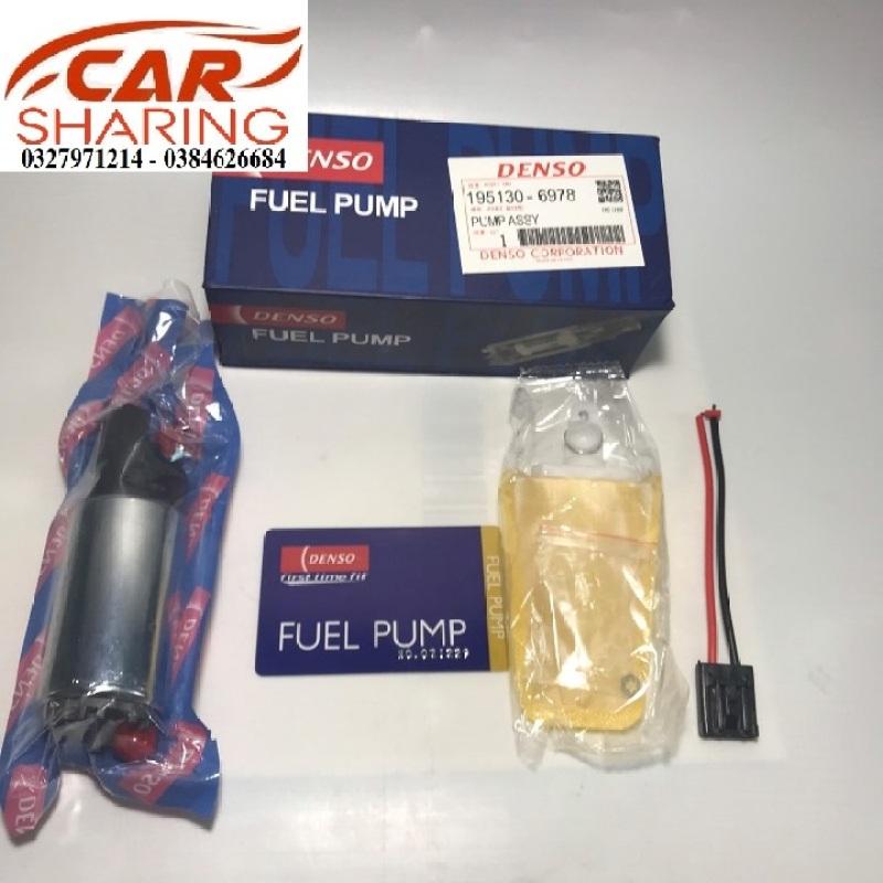 Bơm xăng DENSO dùng cho Hyundai, GET - MÃ SP : 195130-6978